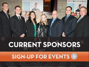 Current Sponsors - Register Now!